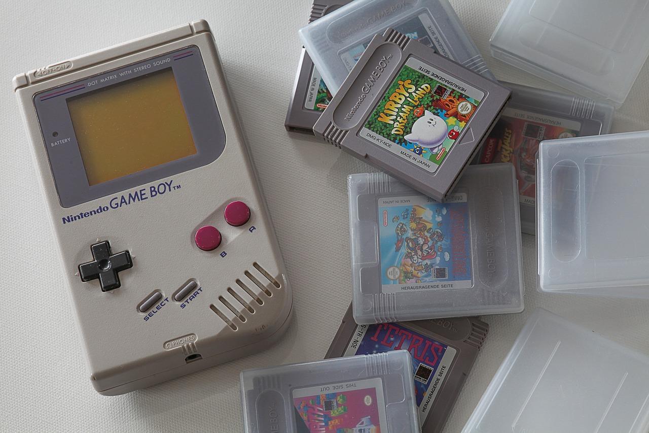 Buy Shares in Nintendo