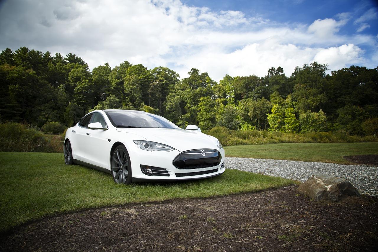 Buy Shares in Tesla