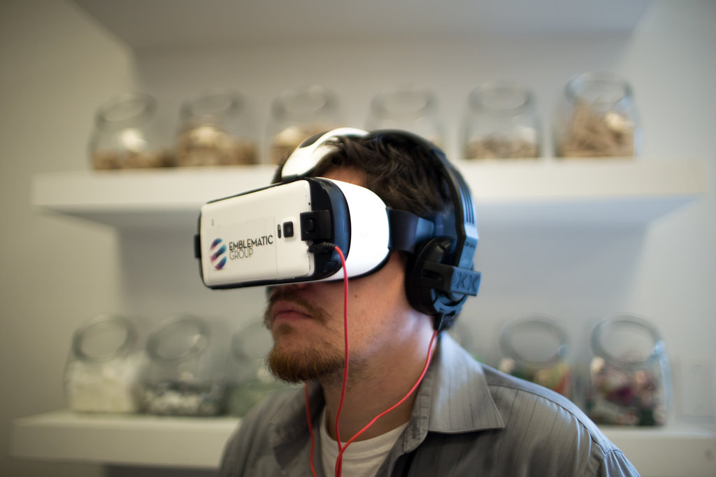 Buy Virtual Reality Stock