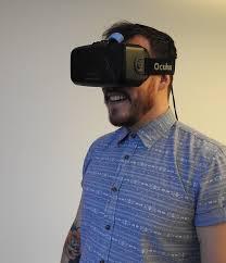 Oculus Virtual Reality Stock
