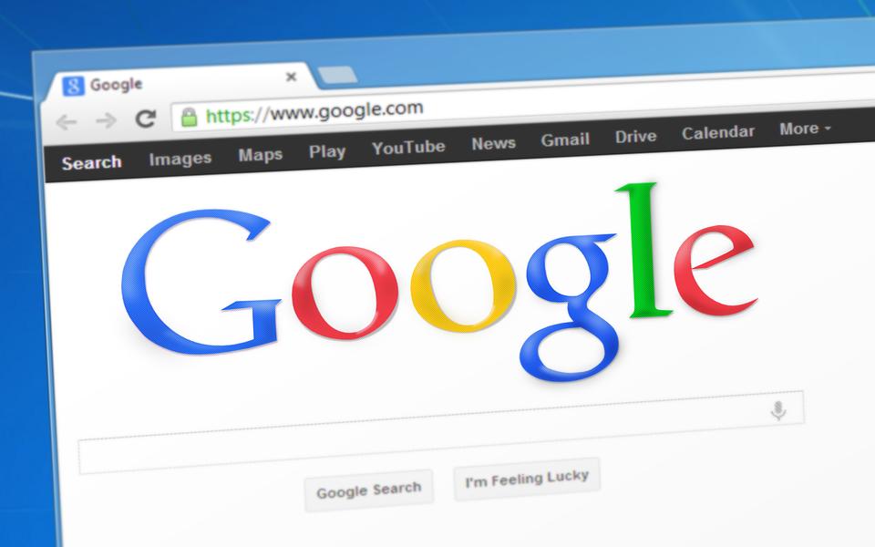 Google Stock Price History