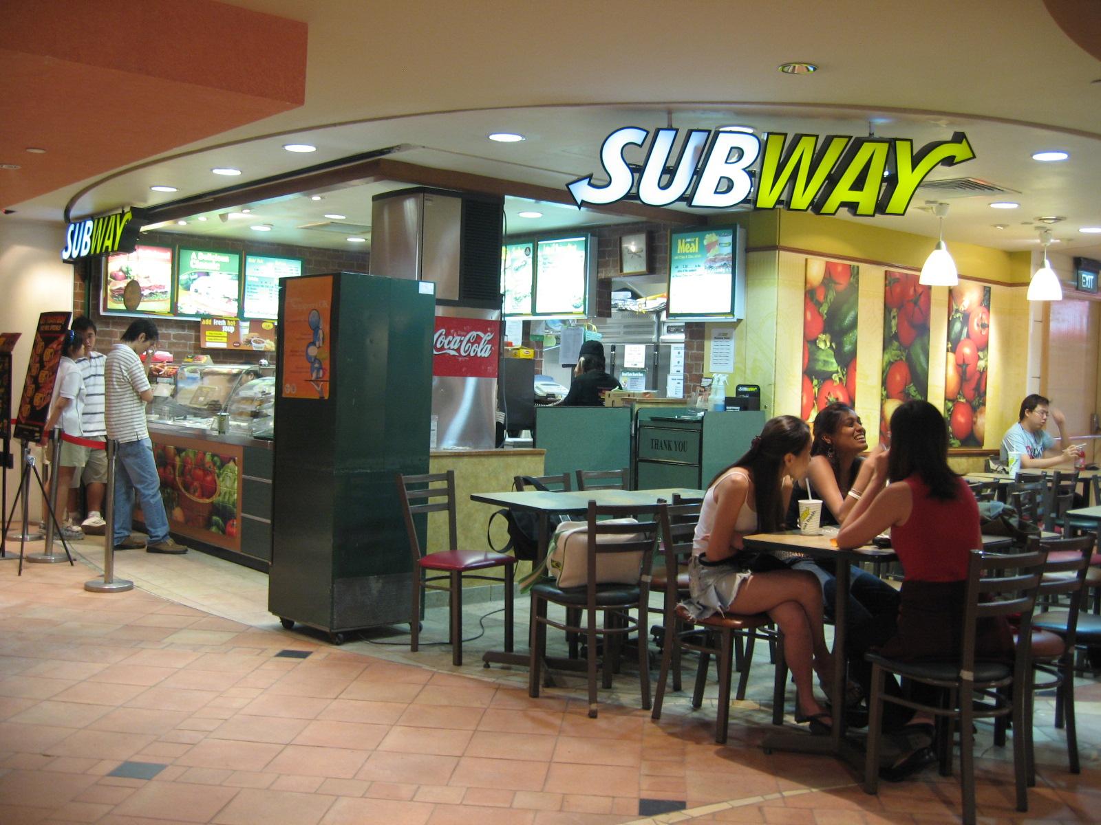 Buy Subway Stock