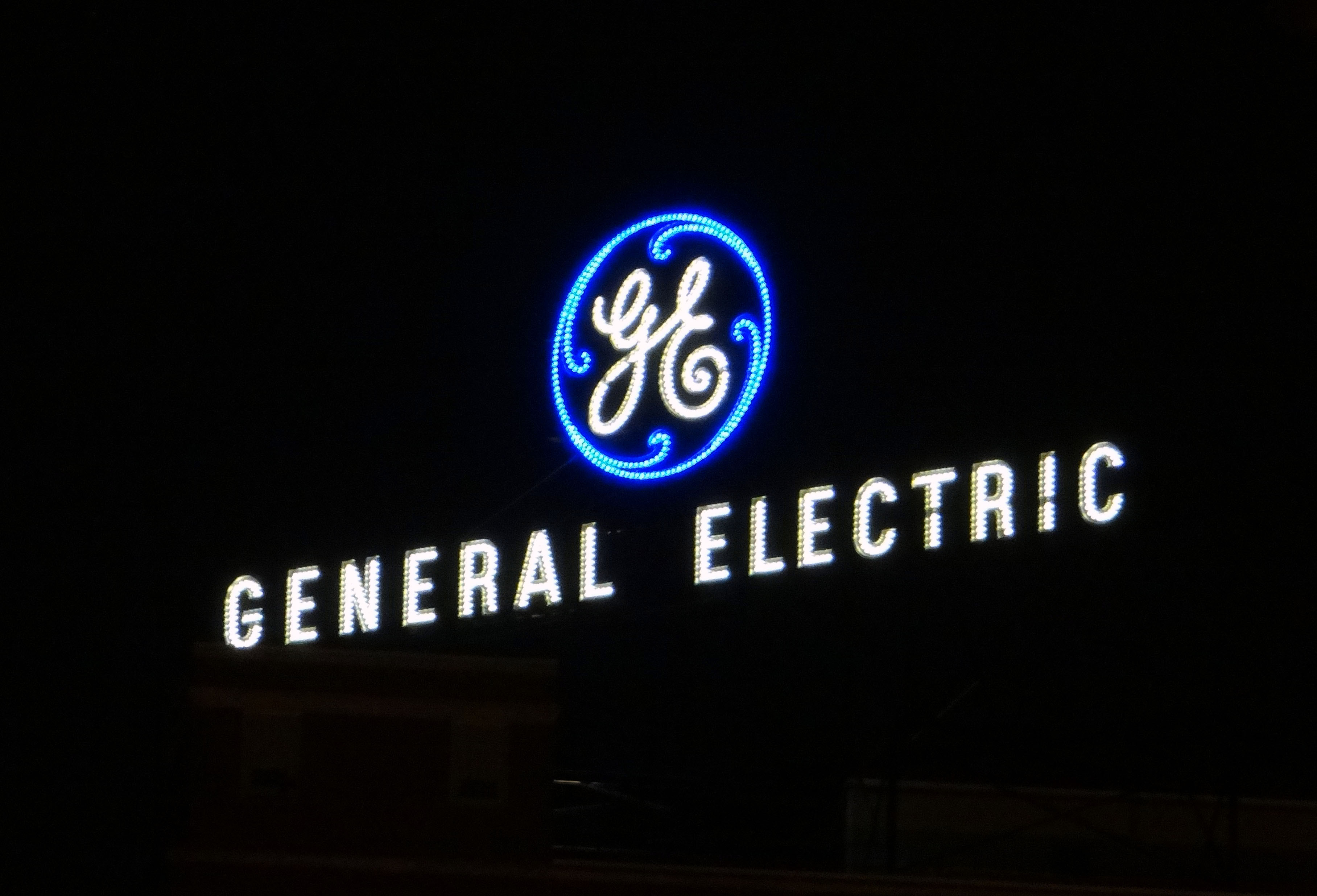 GE Stock Message Board