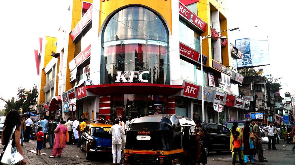 Buy KFC Stock