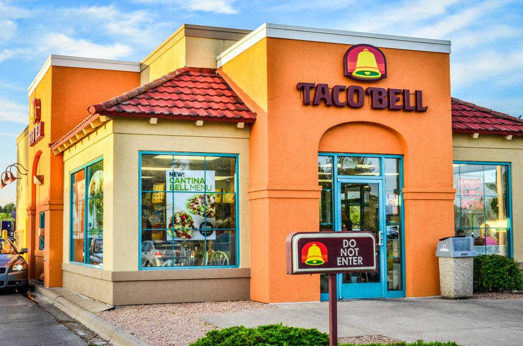 Buy Taco Bell Stock